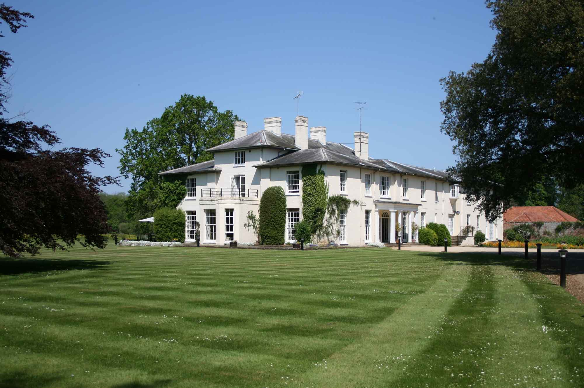 Congham Hall Hotel Norfolk
