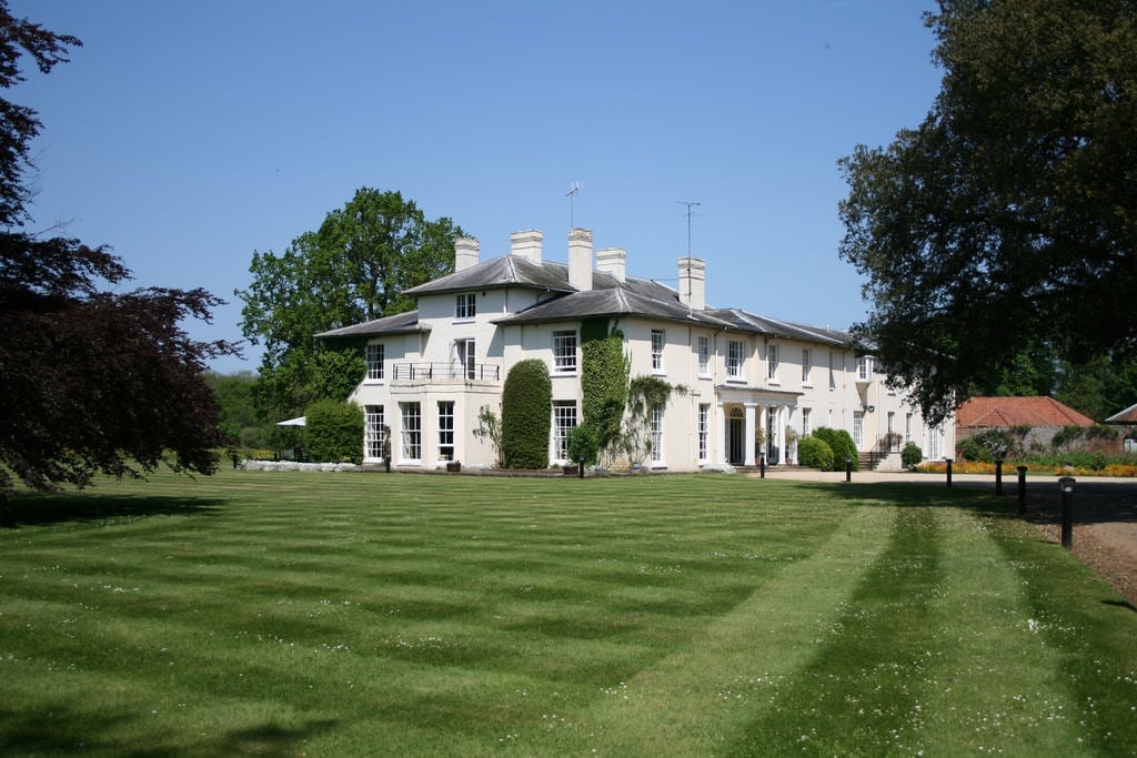 congham hall hotel features