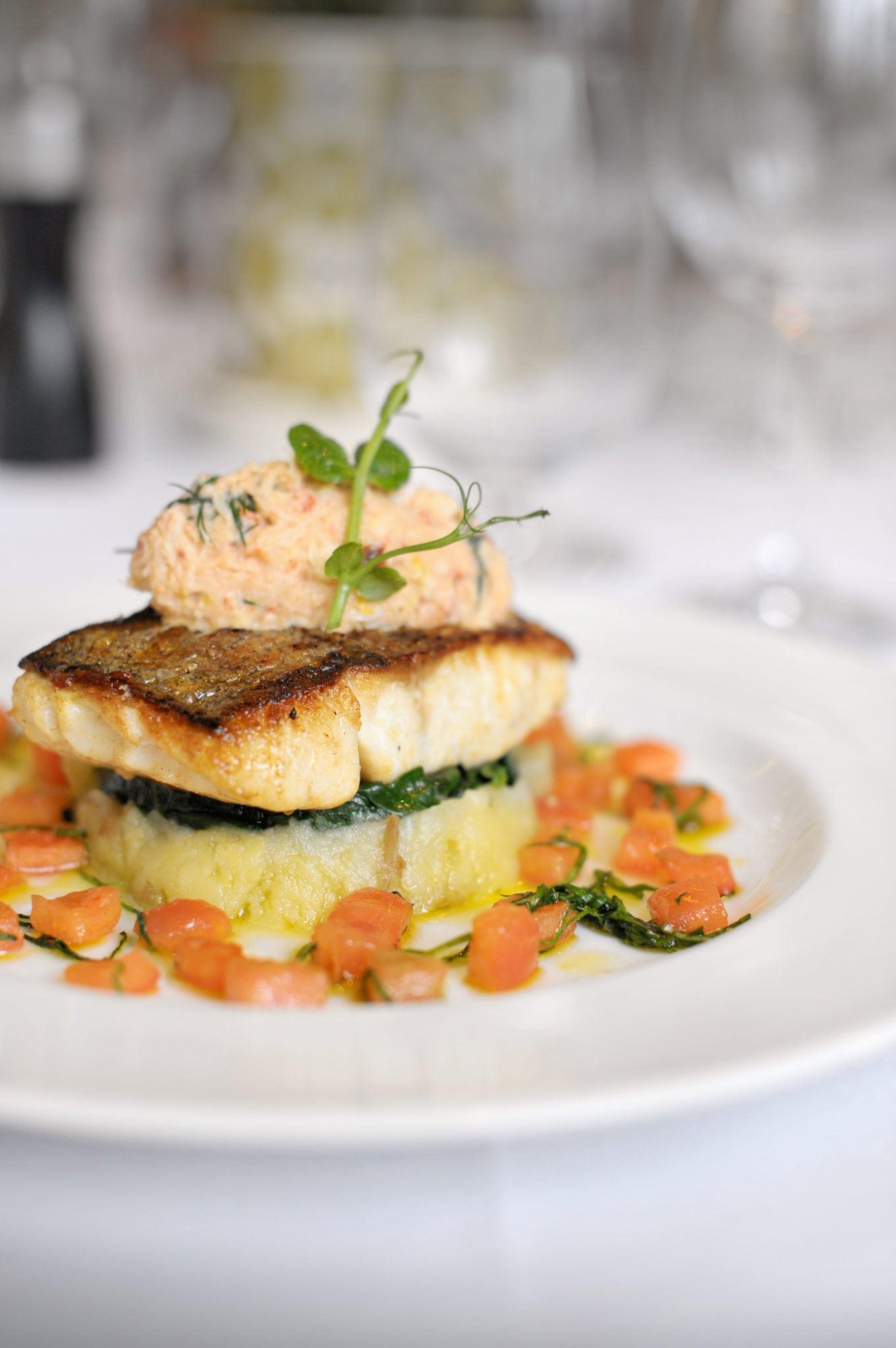 congham hall fish dishes