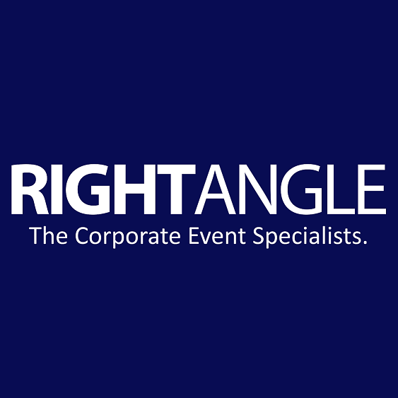 Icon logo rightangle the corporate event specialists