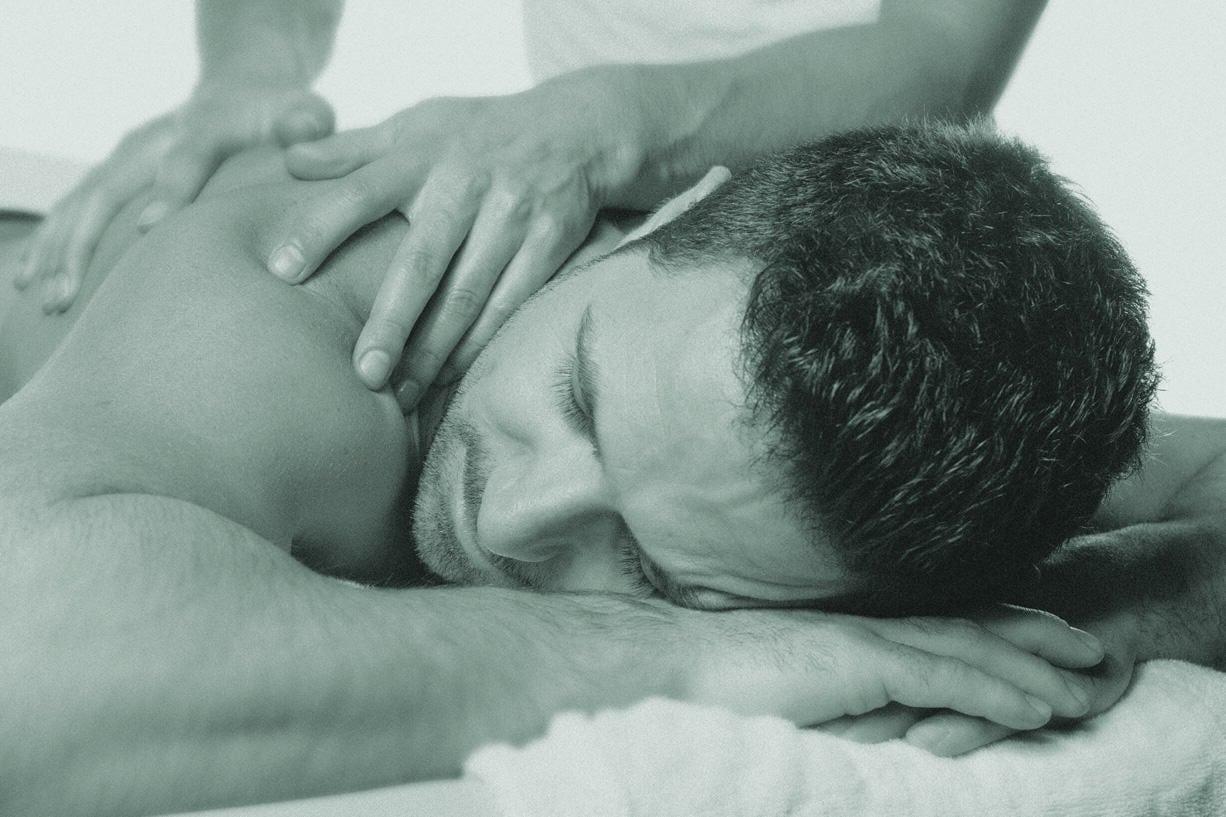 congham hall spa massages
