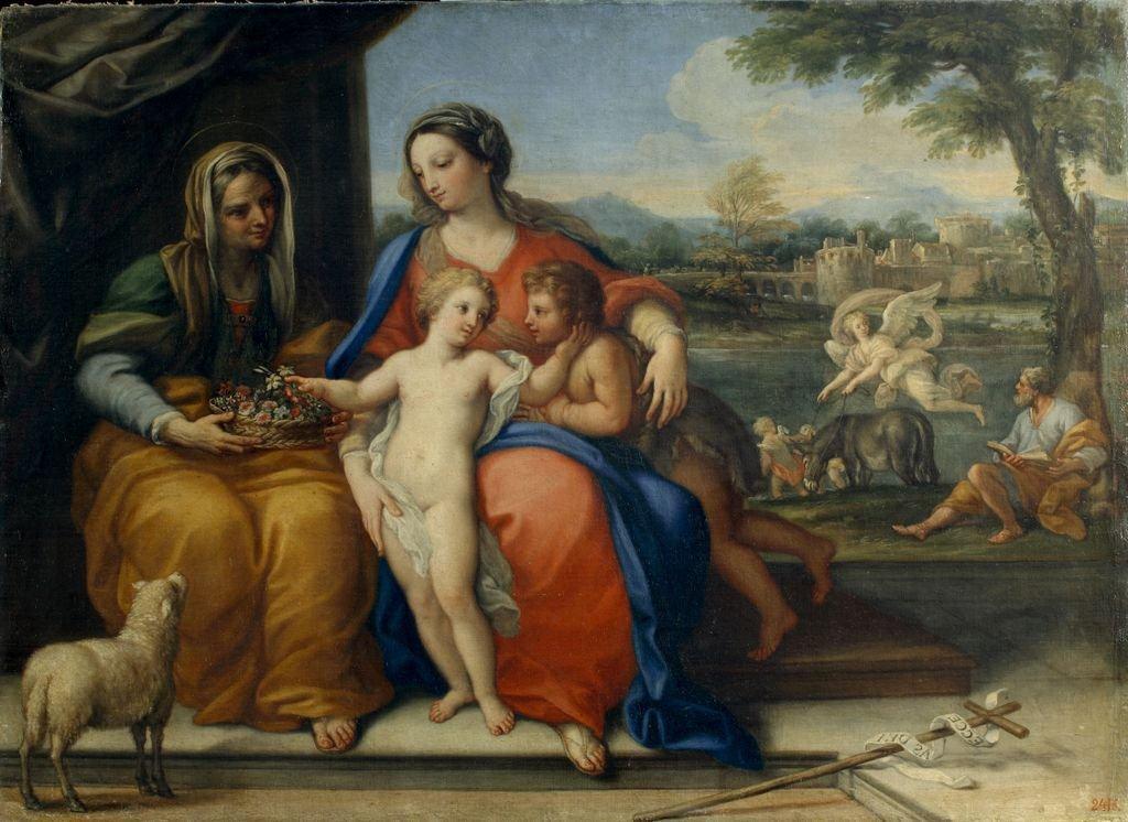 The Virgin and Child Niccolo Berrettoni,