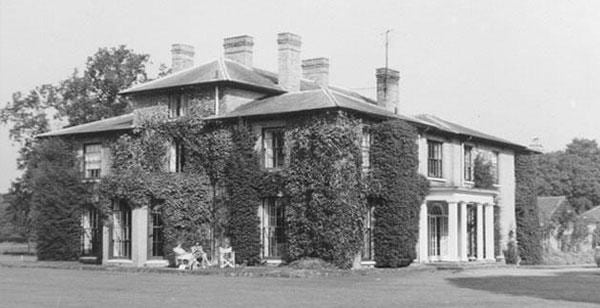 Old Photos of Congham Hall Hotel and Spa