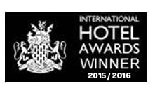 hotel awards winner