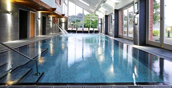 spa facilities indoor pool
