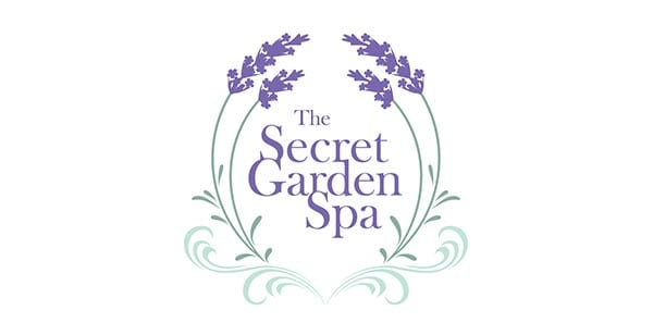 secret garden spa logo